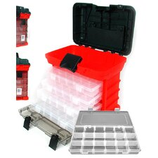 73 Compartment Durable Storage Tool Box