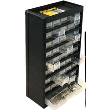 41 Compartment Durable Storage Box