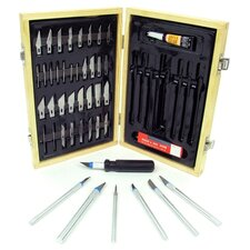 Deluxe Multi-Purpose Art Hobby Knife Set