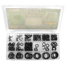 O-Rings Assortment Set 225 Piece Set