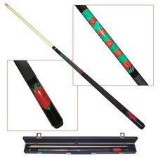 Blooming Rose Pool Cue