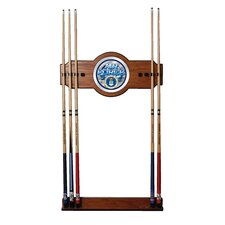 <strong>Trademark Global</strong> U.S. Air Force 2 Piece Wood and Mirror Wall Cue Rack