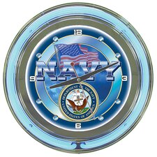 "14"" United States Wall Clock"