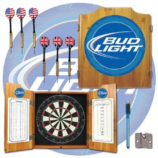 <strong>Trademark Global</strong> Bud Light Dart Cabinet