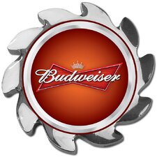 Budweiser Spinner Card Cover in Silver