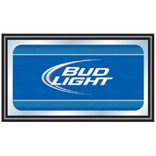 Bud Light Deluxe Mirror