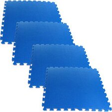 Ultimate Comfort Foam Flooring (Set of 4)