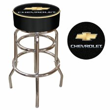 "<strong>Trademark Global</strong> 30"" Chevy Bar Stool with Cushion"