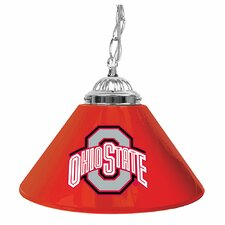 "Ohio State 14"" Single Shade Bar Lamp"