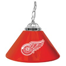 "NHL 14"" Single Shade Bar Lamp"