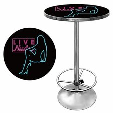 <strong>Trademark Global</strong> Shadow Babes D Series Pub Table