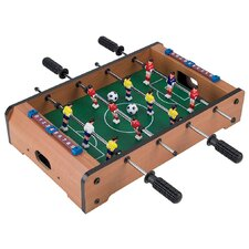 <strong>Trademark Global</strong> Mini Table Top Foosball with Accessories