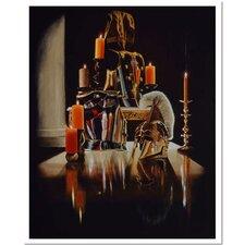 Nina de Guerrero by Roderick Stevens Painting Print on Canvas
