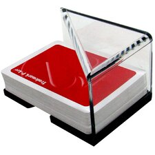 <strong>Trademark Global</strong> 2 Deck Professional Grade Acrylic Discard Holder with Top