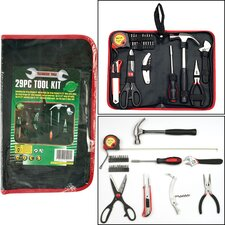 29 Piece Handy Man Tool Kit