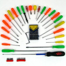 54 Piece Screwdriver Set