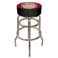 "<strong>Trademark Global</strong> George Killian 30"" Irish Bar Stool with Cushion"