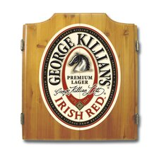 George Killian Cabinet with Darts