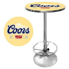 <strong>Trademark Global</strong> Coors Banquet Pub Table