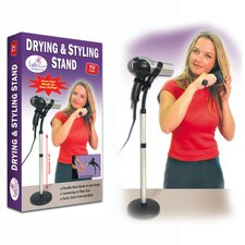 Hands Free Hair Drying and Styling Stand