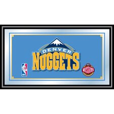 NBA Framed Logo Mirror