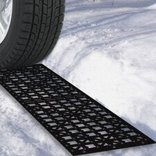 <strong>Trademark Global</strong> Car Tire Snow Grabber Mats (Set of 2)