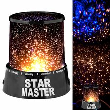 Star Projector Light