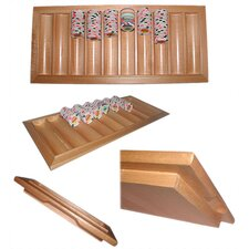 "1.5"" Jack Table Tray - Holds 500 Chips"