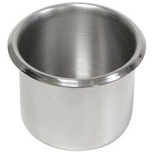 10 Stainless Steel Cup Holders