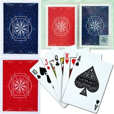 Gemaco 100% Plastic Playing Cards - 2 Decks
