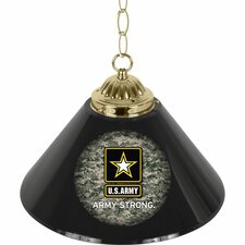 U.S Army 1 Light Bar Pendant