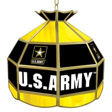 <strong>Trademark Global</strong> U.S Army Tiffany Pendant