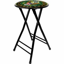 "U.S Army Symbol 24"" Cushioned Folding Stool"