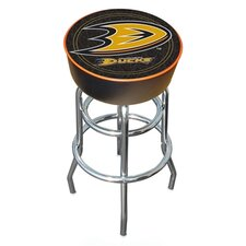 "NHL 30"" Padded Bar Stool"