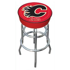 "<strong>Trademark Global</strong> NHL Montreal Canadians 31"" Bar Stool with Cushion"