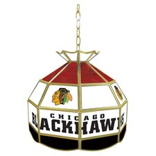 NHL Stained Glass Tiffany Lamp