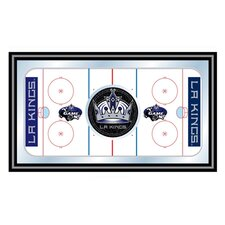 NHL Framed Hockey Rink Mirror