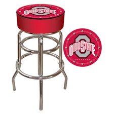 "Arizona State 31"" Bar Stool with Cushion"