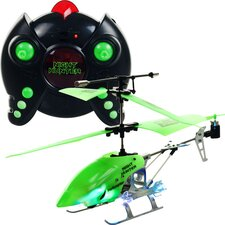 Xtreme Glow in The Dark Remote Control Helicopter