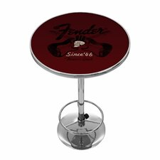 <strong>Trademark Global</strong> Fender Top Hat Hot Rod Pub Table
