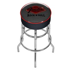 "<strong>Trademark Global</strong> Fender 31"" Rock 'N Roll Swivel Bar Stool"