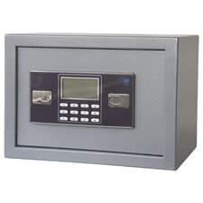 <strong>Trademark Global</strong> Stalwart Electronic Lock Floor or Wall Safe