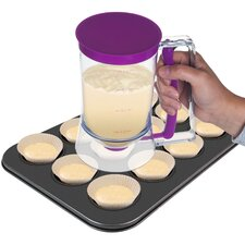 Chef Buddy Pan Cup Cake Batter Dispenser