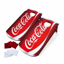 Coca-Cola Can Bean Bag Toss