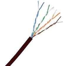Cat6 UTP Cable in Solid Black
