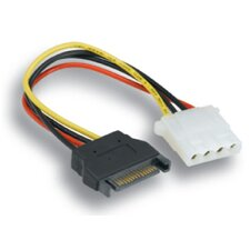 Serial ATA Power Adapter 5.25 F to SATA Power