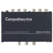 1 x 2 Component Video Distribution Amplifier