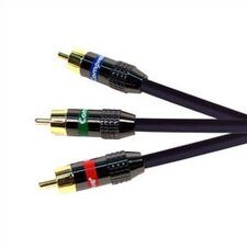XHD Double Shielded Component Video Cable