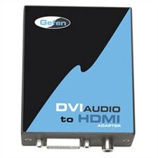 Gefen Convert DVI Video and Audio to HDMI