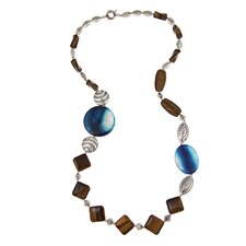 Fashion Gemstone Beaded Necklace